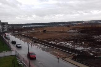 Budowa miejsc parkingowych przy ul. Królewskiej w Wieliszewie 1